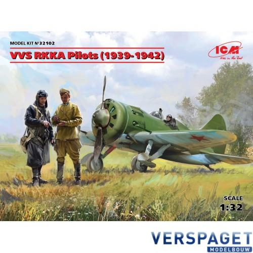 VVS RKKA Pilots (1939-1942) -32102