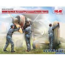 WWII British Ground Personnel 1939-1945 -32107