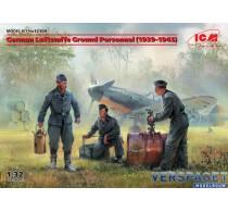 German Luftwaffe Ground Personnel 1939-1945 -32109