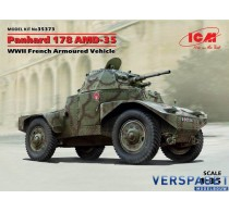 Panhard 178 AMD-35, WWII French Armoured Vehicle -35377