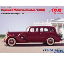 Packard Twelve (Series 1408), American Passenger Car -35536