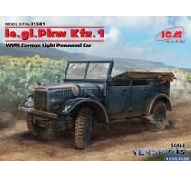 le.gl.Einheits-Pkw Kfz.1, WWII German Light Personnel Car -35660