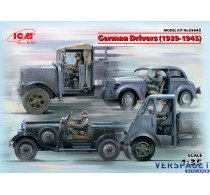 German Drivers (1939-1945) (4 figures) -35642