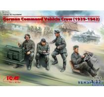 German Command Vehicle Crew 1939-1942 -35644
