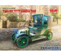 Type AG 1910 London Taxi -35658