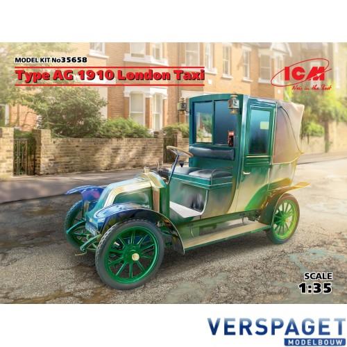 Type AG 1910 London Taxi -35658