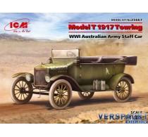 Model T 1917 Touring WWI Australian Army Staff Car -35667