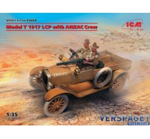 Model T 1917 LCP with ANZAC Crew -35668