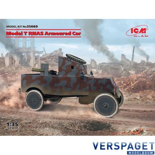 Model T RNAS Armoured Car -35669