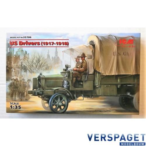 US DRIVERS 1917-1918 -35706