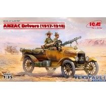 ANZAC Drivers (1917-1918) -35707