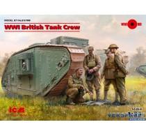 WWI British Tank Crew -35708