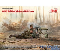 WWI British Vickers MG Crew -35713
