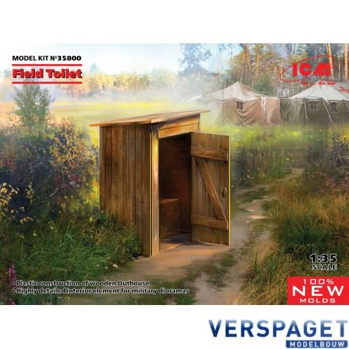 Field Toilet -35800