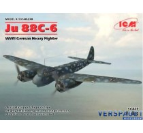Ju 88C-6  WWII German Heavy Fighter -48238