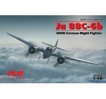 Ju 88С-6b, WWII German Night Fighter -48239