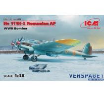 He 111H-3 Romanian AF -48266