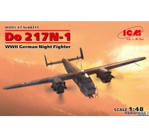 Do 217N-1, WWII German Night Fighter -48271