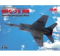 MiG-25 RB, Soviet Reconnaissance Plane -72173