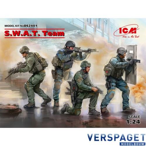 S.W.A.T. Team -DS2401