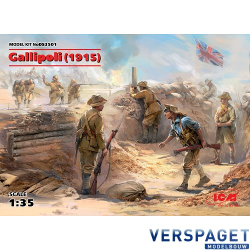 Gallipoli (1915) -DS3501