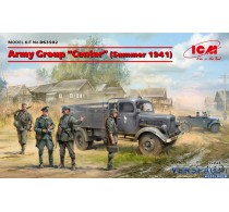 "Army Group ""Center"" (Summer 1941) (Kfz.1, Typ L3000S, German Infantry -DS3502"