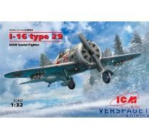 I-16 type 29, WWII Soviet Fighter -32003