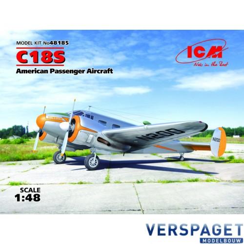 C18S  American Passenger Aircraft -48185