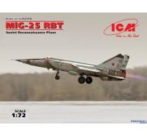 MiG-25 RBT, Soviet Reconnaissance Plane -72172