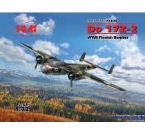 Do 17Z-2, WWII Finnish Bomber -72308