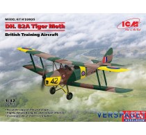 DH. 82A Tiger Moth, British Training Aircraft  -ICM32035