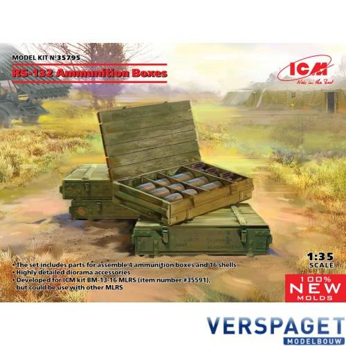 RS-132 Ammunition Boxes -35795