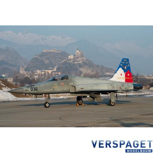 F-5E SWISS AIR FORCE -1420