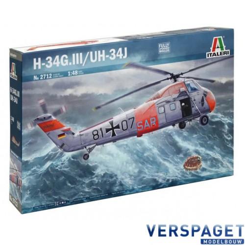 H-34G.lll/UH-34J -2712