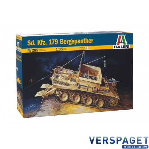 Sd.Kfz 179 Bergepanther -285