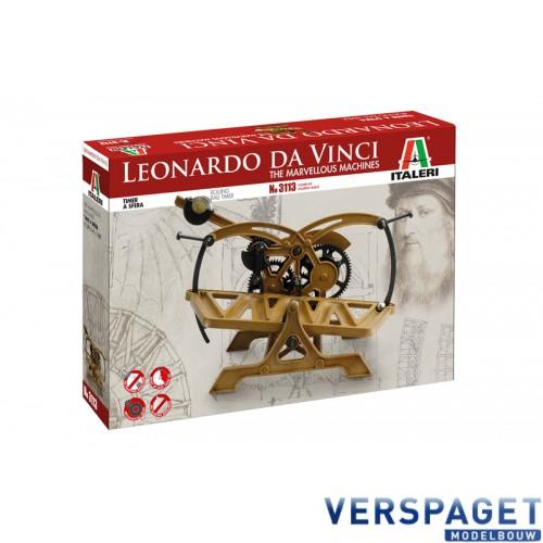 Leonardo Da Vinci ROLLING BALL TIMER -3113