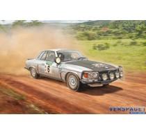 Mercedes-Benz 450SLC Rallye Bandama 1979 -3632