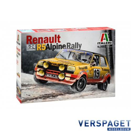 Renault 5 -3652