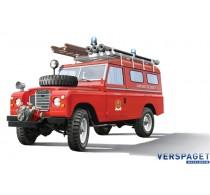 LAND ROVER FIRE TRUCK -3660