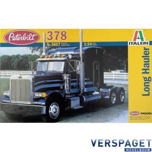 """CLASSIC PETERBILT 378 """"Long Hauler"""""""