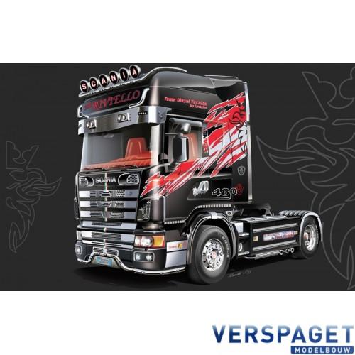 Scania 164 L Top Class -3922