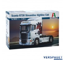 SCANIA R730 Streamline Highline CAB -3932