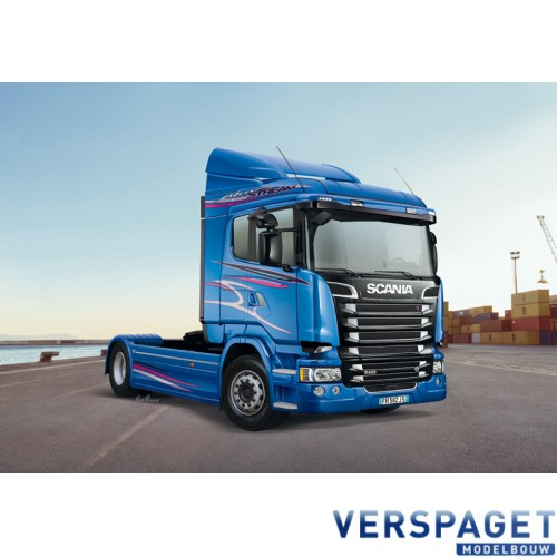 SCANIA R400 STREAMLINE Flat Roof -3947