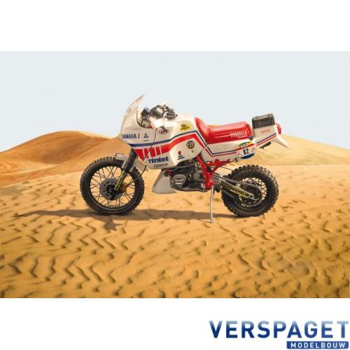 YAMAHA Ténéré 660cc Paris Dakar 1986 -4642
