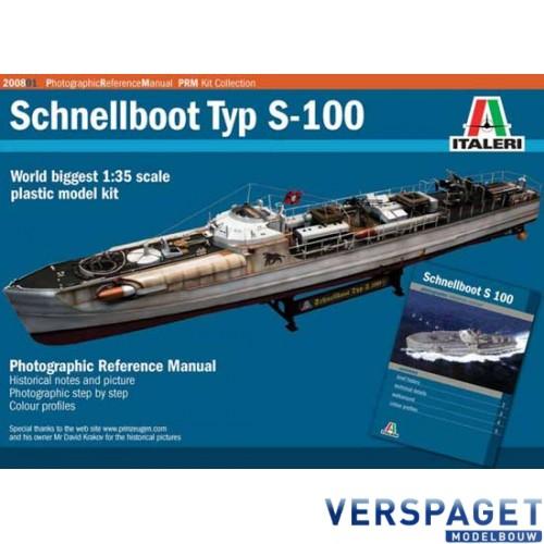 Schnellboot Typ S-100 -5603