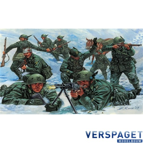 Italian Mountain Troops Alpini -6059