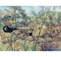 Pak 40 Antitank Gun -6096