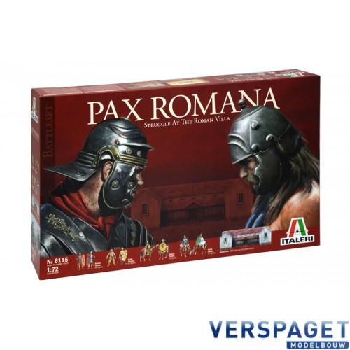 Pax Romana  Struggle at the Roman Villa -6115