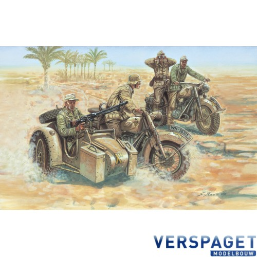 GERMAN MOTORCYCLES -6121
