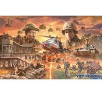 Operation Silver Bayonet - Vietnam War 1965 - BATTLE SET -6184